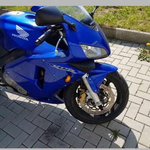 Telegabel oder USD?  - (Motorrad, Honda, CBR)
