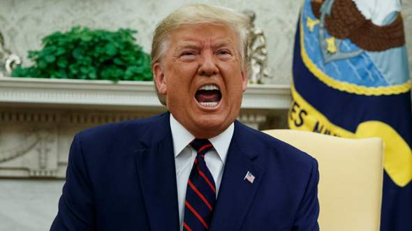 Hat Donald Trump eine Perücke?