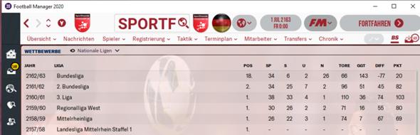 Hat ein Durchmarsch Einfluss auf die Bundesliga Saison?