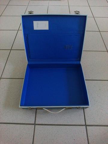 Koffer Innen - (adidas, sammlerstueck, Aktenkoffer)