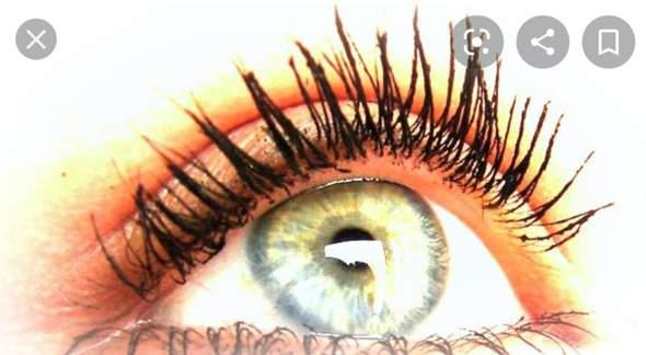 Hat einer Tricks beim Wimpern Tuschen damit das eine Auge hinten an den Wimpern nicht sch.. aussieht?