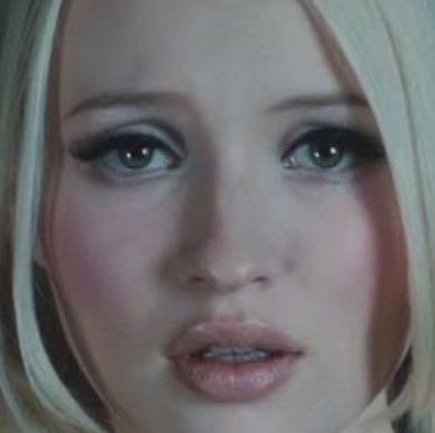 Lippen - (Lippe, Emily Browning)