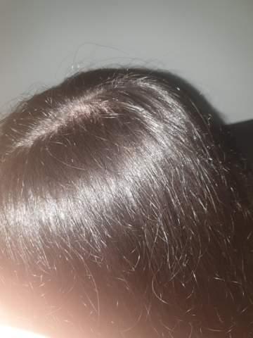 Hat irgendwer eine Lösung für diese kurzen kauputten Haare?