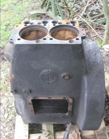 Motorblock - (frostschutz, Zylinderkopf Reparatur, Wasser-Ablasshahn)