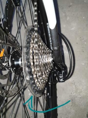 - (Fahrrad, Fahrradkette)