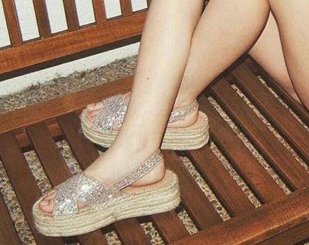 Das sind sie  - (Mode, Schuhe)