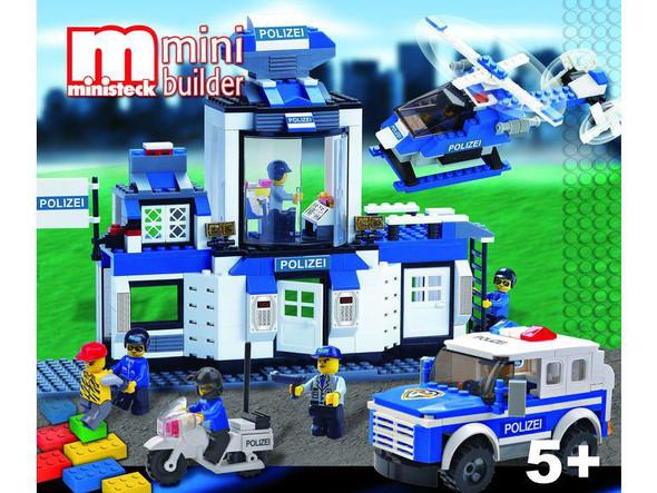 Bauanleitung gesucht - (Kinder, Bauanleitung, Polizeistation)