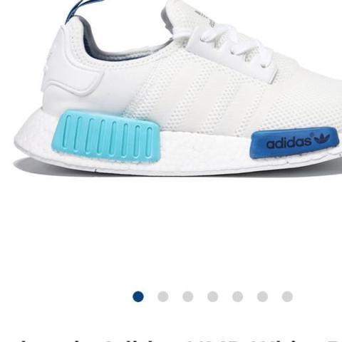 Diese Schuhe in der Größe 42 1/2 suche ich. - (Schuhe)