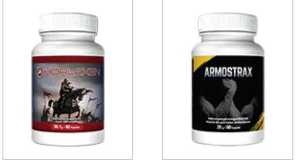 Horlaxen und Armostrax - (Fitness, Muskelaufbau)