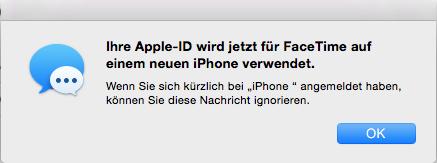 meldung - (Apple, hacken)