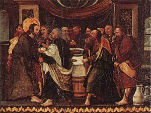 abendmahl - (Religion, Christentum, Kirche)