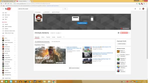 Kanalbild - (Youtube, Youtube-Kanal, Pr)