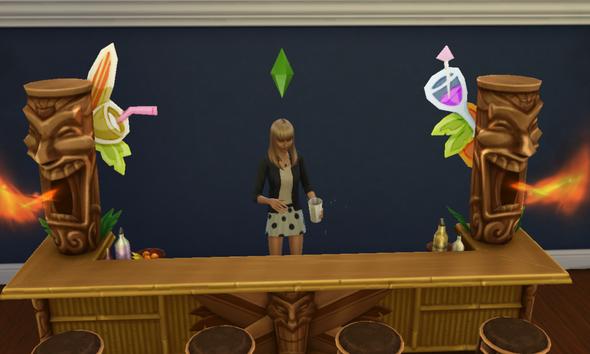 Eins meeiner ersten Spiele - (Games, Sims)