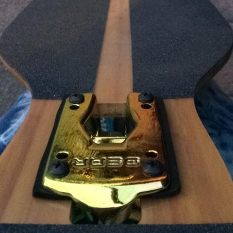 Das ist mein Longboard   - (Freizeit, Sport, longboard)