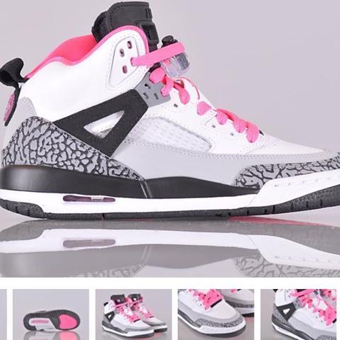 Jordan-Spizike Hyper-Pink! - (Kleidung, Schuhe, Jordans)