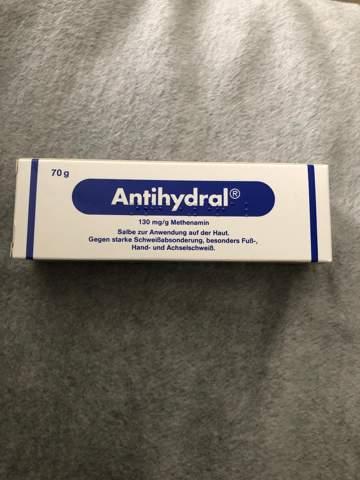 Creme antihydral Got Sweaty