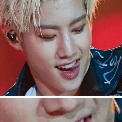 Hier sieht man dass es Mark ist  - (K-Pop, Korea, Mark)