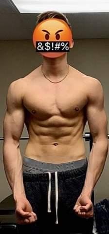 - (Muskelaufbau, Sixpack, Teen Bodybuilding )