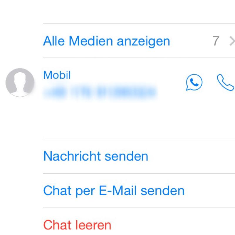 Whatsapp Geblockt