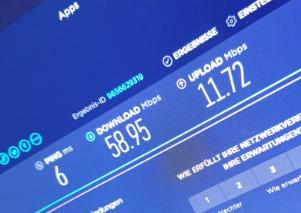 Hatte jemand schonmal das selbe Internet Problem (upload speed)?