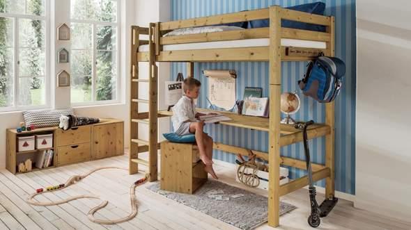 Hattest du als Kind ein Hochbett?