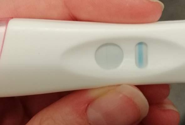 Querstreifen schwangerschaftstest Erdmännchen Emoji