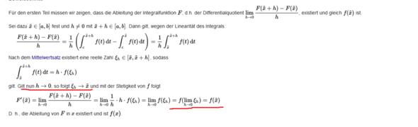 Integralrechnng - (Mathe, Mathematik)