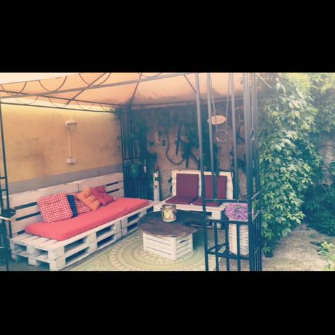 Sitzecke - (Party, Haus, wohnen)