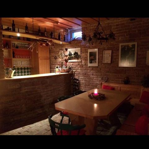 Bar im Keller - (Party, Haus, wohnen)