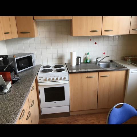 Küche - (Party, Haus, wohnen)