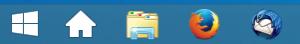 hier ein Screenshot vom Haussymbol  - (Windows 8, Symbol weg)