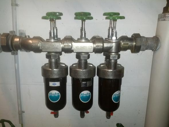 Hervorragend Haustechnik? Warum müssen Wasserfilter gewechselt werden EE81