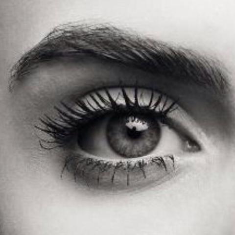 Das Foto - (Haut, zeichnen, Augenbrauen)