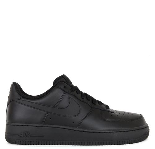 Nike Air Force Schwarz Low