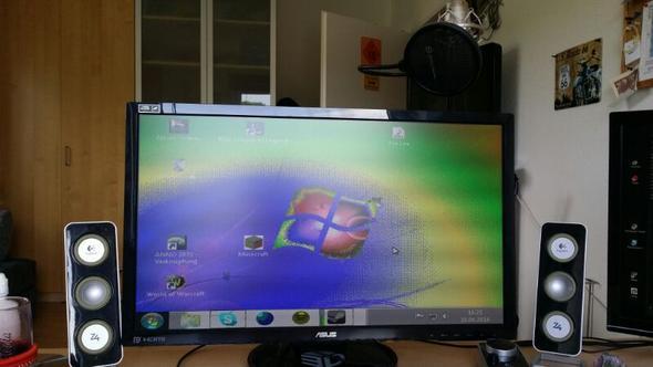 Hauptbildschirm - (Computer, PC, Grafikkarte)