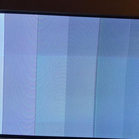HDMI Scart Adapter - Apple TV an alten Röhren-TV - Bild schwarz weiss?