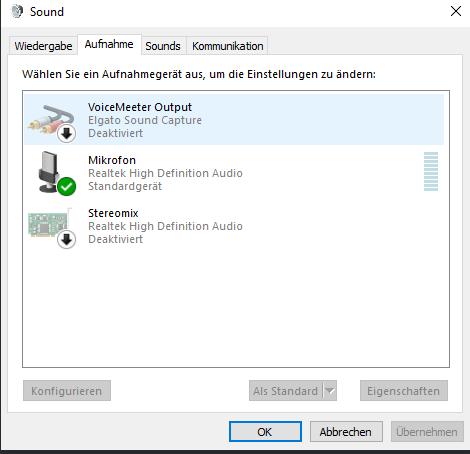 Headset Mikro - keiner hört mich? (Computer, Technik