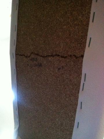 heimwekerfrage gebrochene spanplatte reparatur m bel holz. Black Bedroom Furniture Sets. Home Design Ideas