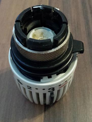 Thermostat - (Heizung, Heizkörper, Thermostat)