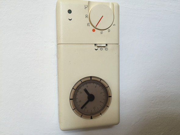 Wandthermostat - (Heizung, Thermostat)