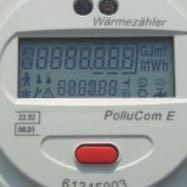 Wärmezähler/Kalorienzähler - (Heizöl, Wärmezähler, heizoelverbrauch)