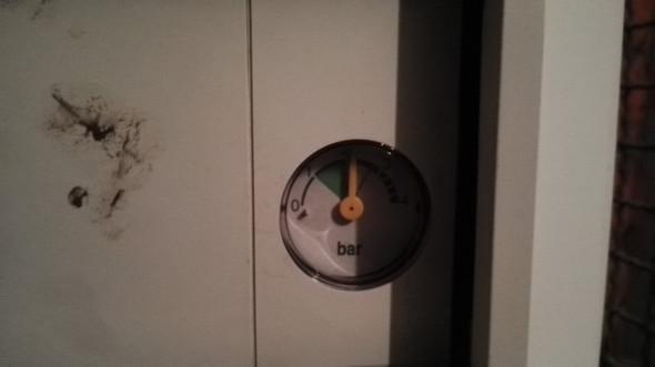 Heizung geht nicht und Wasser kalt, wie funktioniert dieses ...