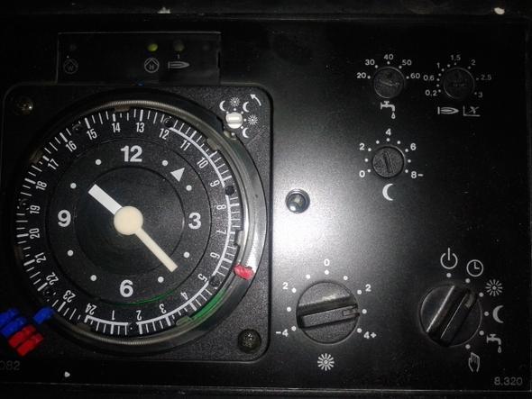 Zeitschaltuhr - 1 - (Heizung, Winterbetrieb, windhager)