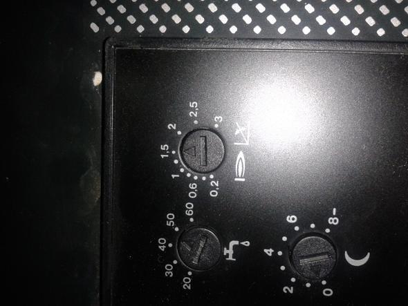 Zeitschaltuhr - 2 - (Heizung, Winterbetrieb, windhager)