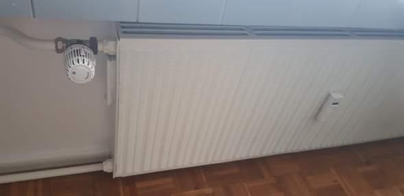 Heizungen werden nicht richtig warm, ist das korrekt so?