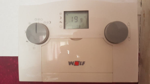 - (Technik, Heizung, Temperatur)