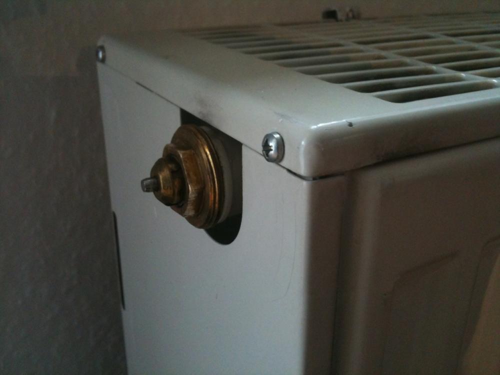 kann ich das heizungsventil einfach rausschrauben heizung handwerk ventil. Black Bedroom Furniture Sets. Home Design Ideas