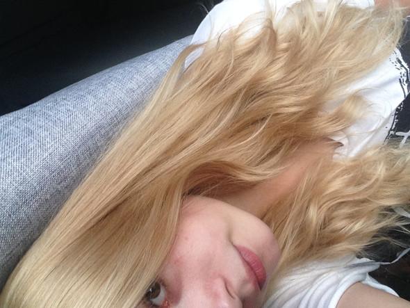 Aktuelle Farbe  - (Haare, Haarfarbe)