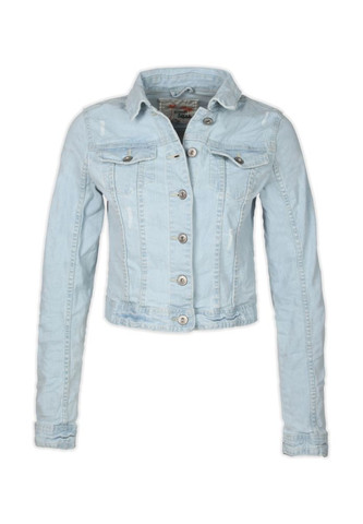 Weiße jeansjacke färben in ein dunkles schwarz,Wie? (Mode