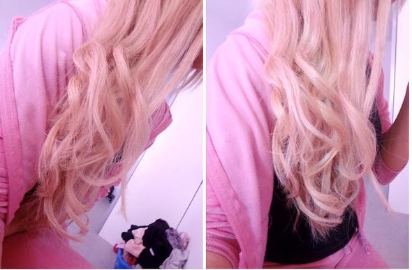 so sollte die farbe etwa aussehen :)  - (Haare, Haartönung)